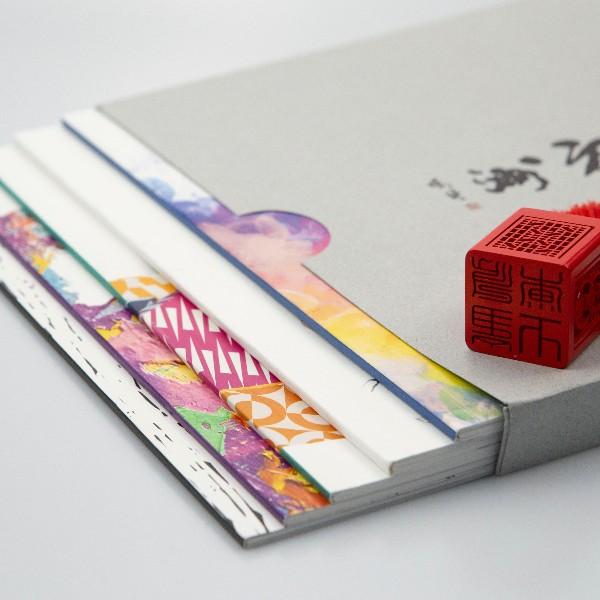 画册尺寸大小一般为多大合适?-古得堡印刷