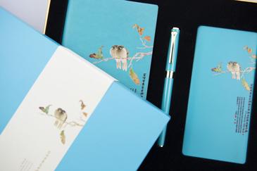 礼盒笔记本制作