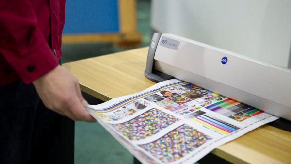 为什么印刷有CMYK四个原色?-古得堡印刷