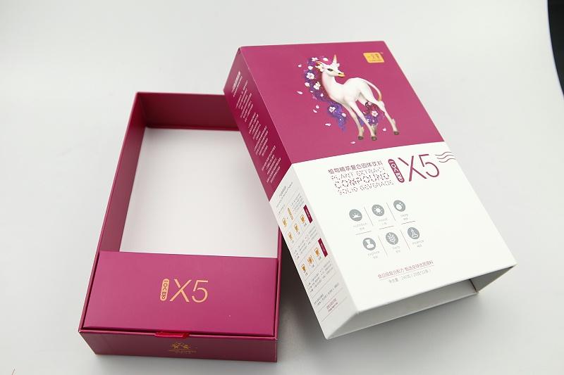 高端包装盒印刷