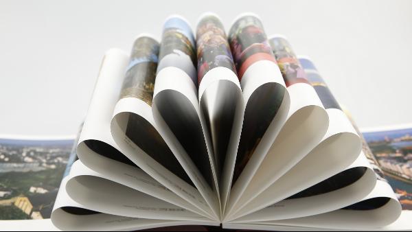 高档画册的印刷工艺-古得堡印刷