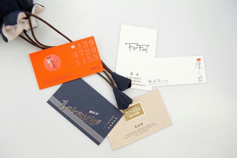 苏州名片制作工厂