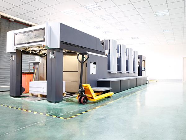 古得堡印刷设备