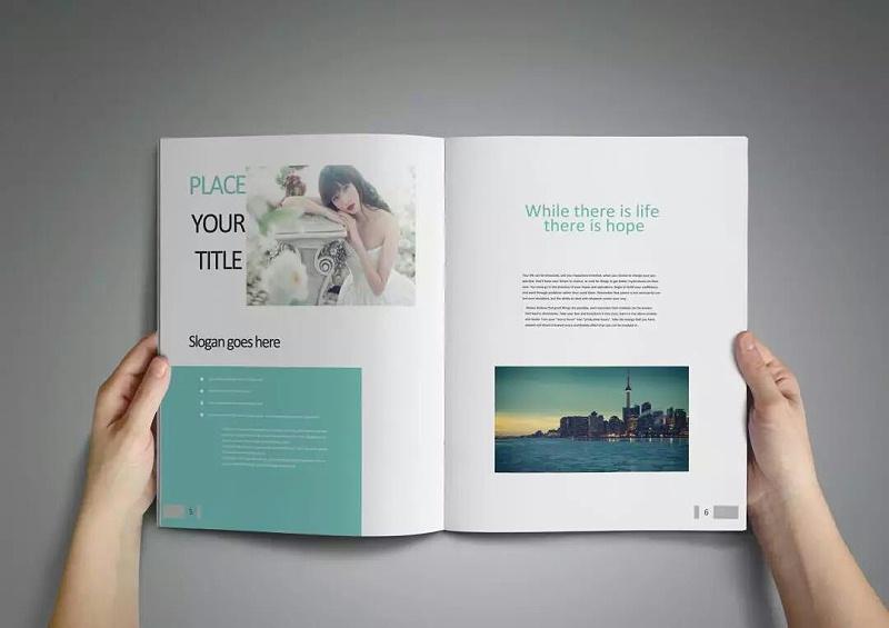 公司宣传画册