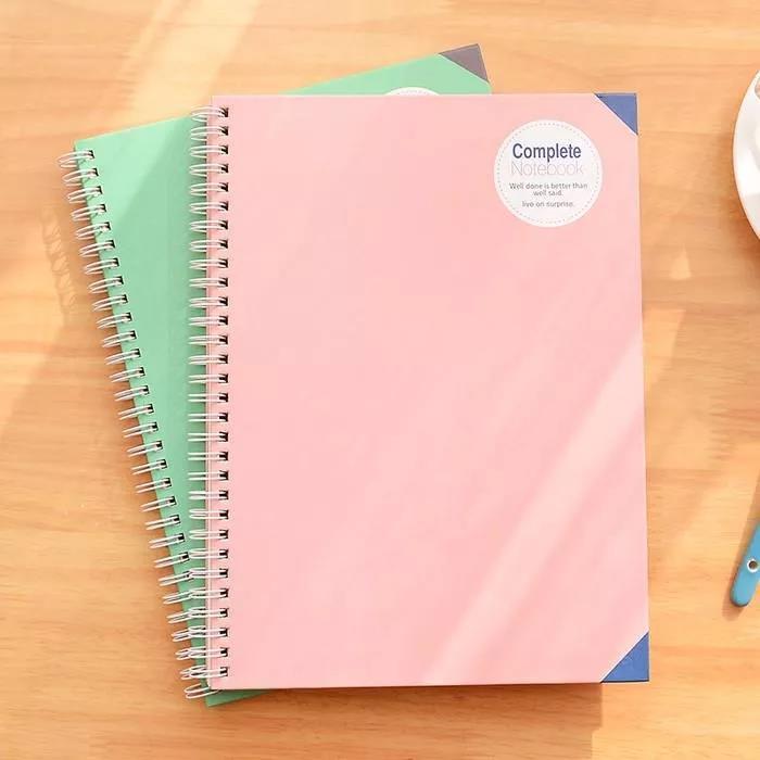 圈装笔记本